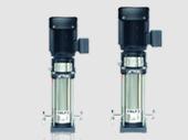 无负压供水设备之水泵结构图